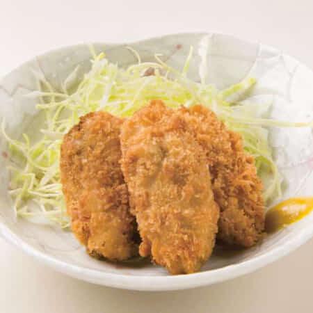 広島県産大粒カキフライ